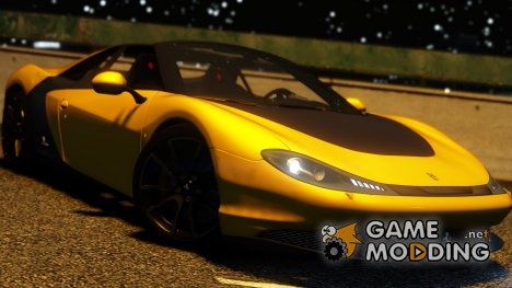 2013 Pininfarina Ferrari Sergio for GTA 5