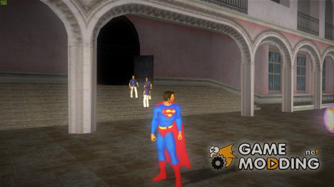 Tommy Becom Superman for GTA Vice City