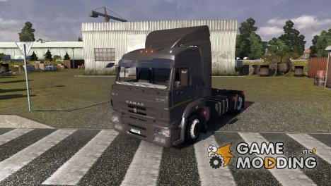 КАМАЗ ТМ1840 for Euro Truck Simulator 2