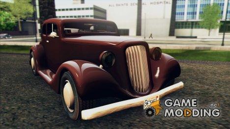 Hustler PFR v.0.1 Beta for GTA San Andreas