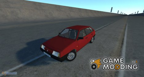 ВАЗ-2109 для BeamNG.Drive