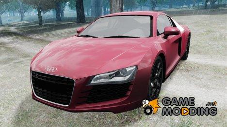 Audi R8 4.2FSI 2008 [EPM] для GTA 4
