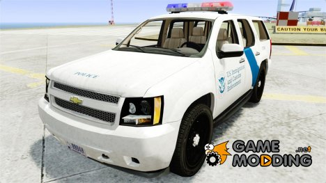 Chevrolet Tahoe Homeland Security for GTA 4