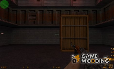 Ak-47 camo для Counter-Strike 1.6