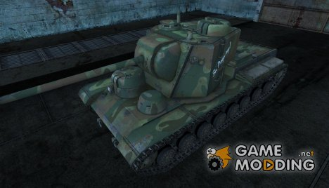 КВ-5 16 для World of Tanks