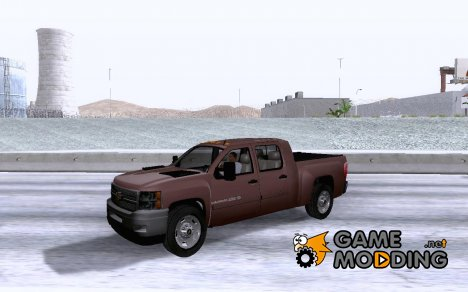 2012 Chevrolet Silverado 2500 HD Final Version для GTA San Andreas