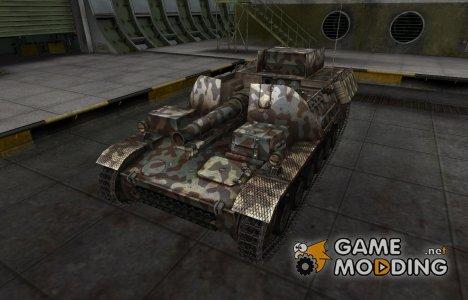 Горный камуфляж для Sturmpanzer II for World of Tanks