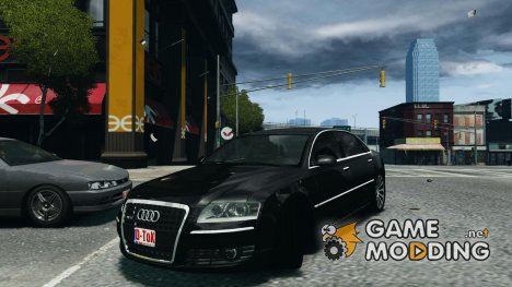 Audi A8 6.0L Quattro (Перевозчик 3) for GTA 4