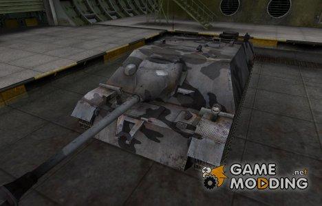 Шкурка для немецкого танка JagdPz IV for World of Tanks