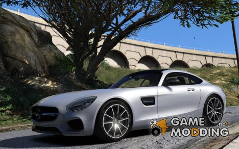 2016 Mercedes-Benz AMG GT v2.2 for GTA 5
