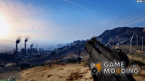 Battlefield 3 G36C v1.1 for GTA 5