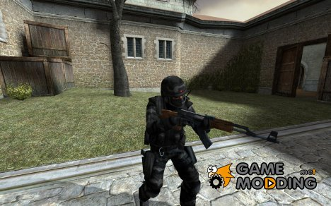 Russian Spetsnaz Player Fix для Counter-Strike Source