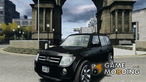 Mitsubishi Pajero for GTA 4