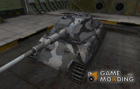 Шкурка для немецкого танка VK 45.02 (P) Ausf. A для World of Tanks