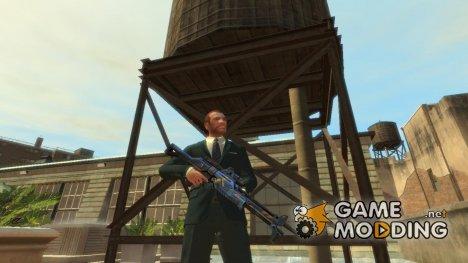 Sniper Rifle для GTA 4