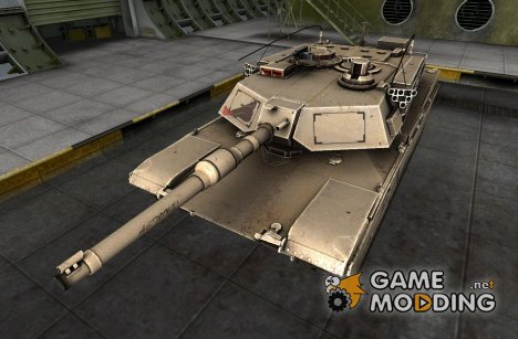 Ремоделинг для T110E4 for World of Tanks