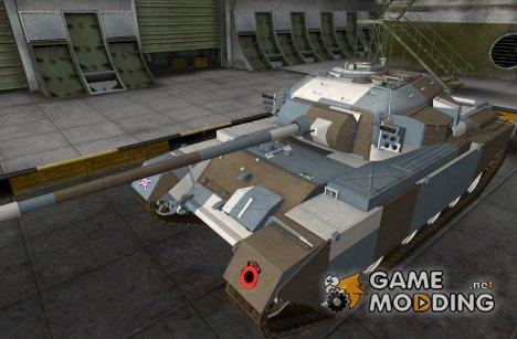 Шкурка для Cent.Mk 7/1 for World of Tanks