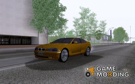 BMW 3er Serie Coupe для GTA San Andreas