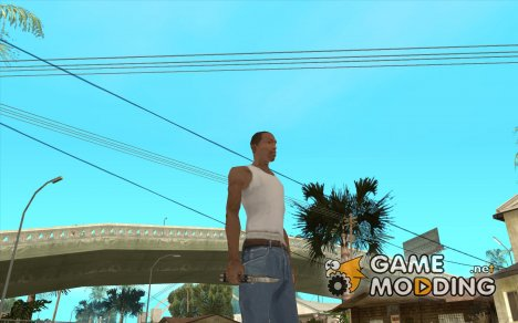 Balisong для GTA San Andreas