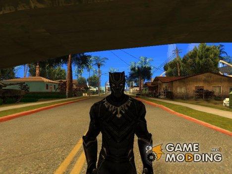 Чёрная пантера противостояние v3 for GTA San Andreas