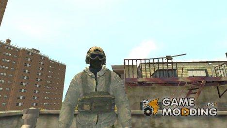Дельта рейнджер для GTA 4