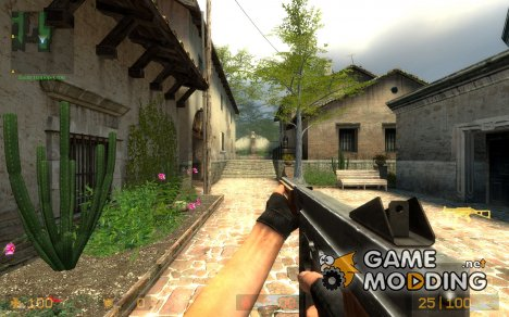 Thompson M1A1 для Counter-Strike Source