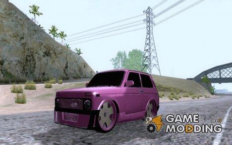 ВАЗ 21213 for GTA San Andreas
