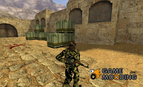 Guerilla для Counter-Strike 1.6