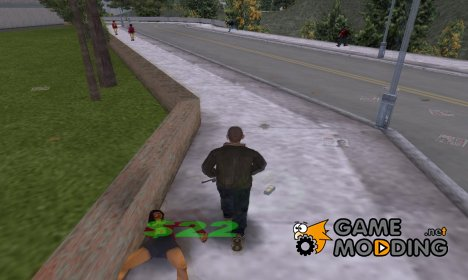 Money Messages для GTA 3