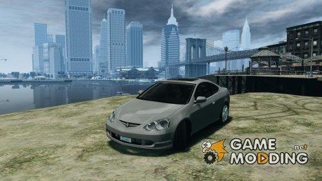 Acura RSX v 2.0 Металлик для GTA 4