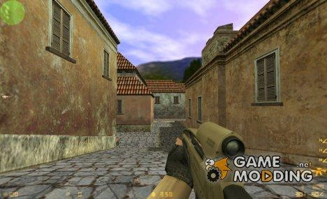 XM8 on MR.Brightside anims для Counter-Strike 1.6
