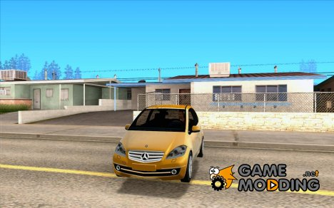 Mercedes Benz A200 Turbo 2009 для GTA San Andreas