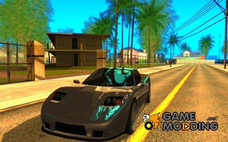 Coquette из GTA 4 for GTA San Andreas