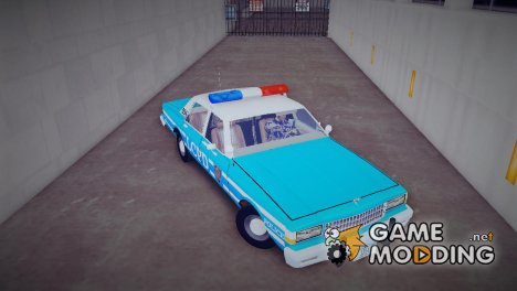 Chevrolet Caprice 1986 Interceptor для GTA 3