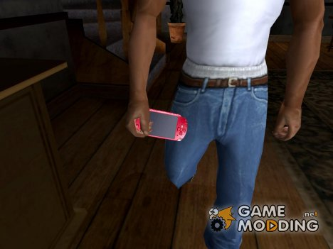PSP for GTA San Andreas
