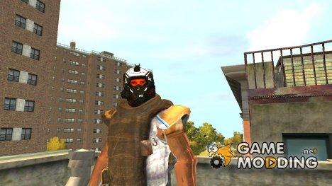 C.E.L.L. Crysis 3 для GTA 4