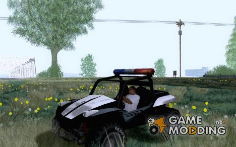 BF Injection beach/dessert patrol для GTA San Andreas