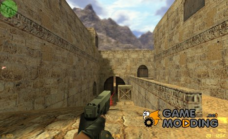 Laser glock for Counter-Strike 1.6