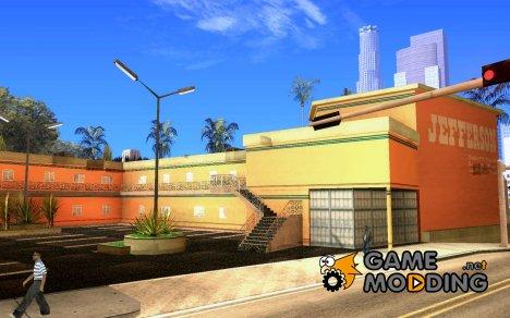 Новый мотель for GTA San Andreas