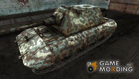 Шкурка для E-100 для World of Tanks