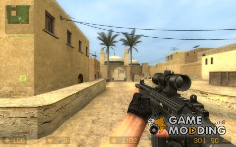 Fal C1 для Counter-Strike Source