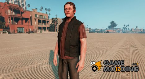 Daryl Dixon from The Walking Dead для GTA 5