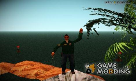 Детектив департамента шерифов для GTA San Andreas
