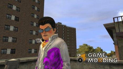 Джонни Гэт  v.2 for GTA 4