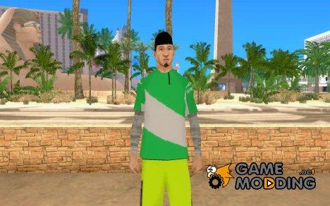 Новый гангстер для GTA San Andreas