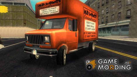 Mr.Wongs в стиле VC for GTA 3