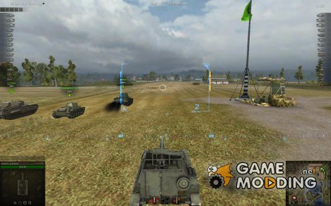 Прицелы для WoT для World of Tanks