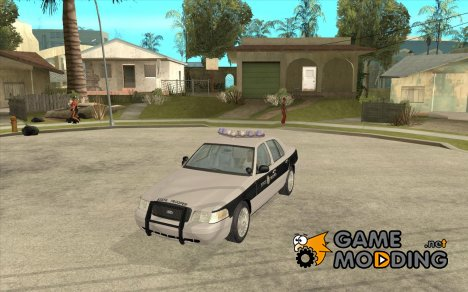 Ford Crown Victoria New Corolina Police для GTA San Andreas