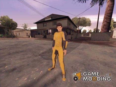 DOA5 Jann Lee для GTA San Andreas