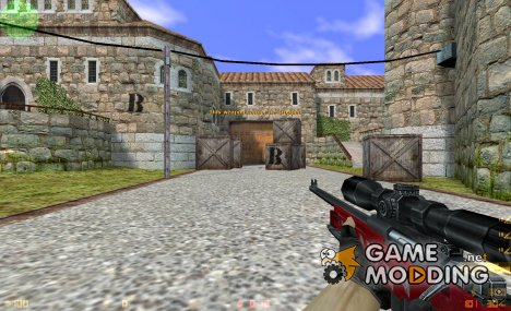 Very Good Skin for your counter Strike для Counter-Strike 1.6